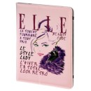 ELLE Lady in Pink obal pro tablet do 25,6 cm (10,1