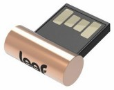 Leef USB 32GB Surge Copper 2.0 black