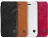 Nillkin Qin Book pouzdro iPhone 5/5S/SE, Red