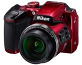 Nikon COOLPIX B500 red