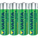 Akumulátory NiMH Varta Ready2Use AA, 2100 mAh , 4 ks