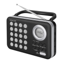 RÁDIO S USB/MP3 SENCOR SRD 220 BS