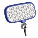 METZ MECALIGHT LED-72 smart blue - modrá
