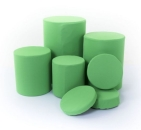Lastolite Chromakey GreenCovers For 8014 Posing Tubs (LA8019)